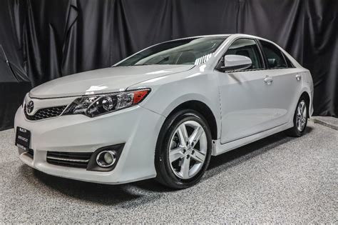 Toyota Camry 2014 5 by 2014 Used Toyota Camry 2014 5 4dr Sedan I4 Automatic Se