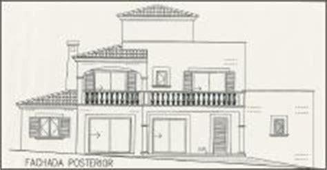 Haus Gezeichnet Vorne by Baugrundst 252 Ck 102 Cala Pi Vallgornera