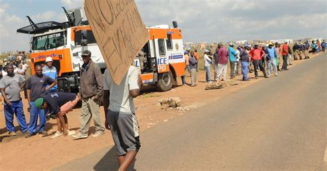therell   evictions  land  gauteng maile enca