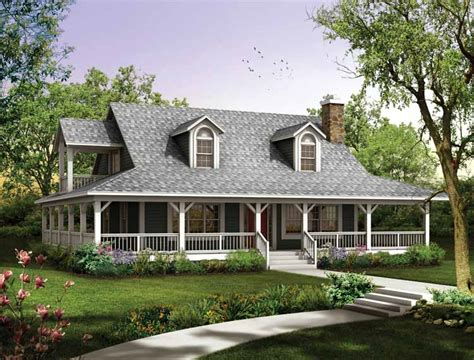houses with big porches ranch home designs with porches homesfeed