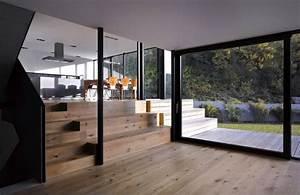 Split Level Haus Grundriss : house zochental liebel architekten bda archdaily ~ Markanthonyermac.com Haus und Dekorationen