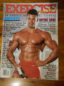 Exercise For Men Only Bodybuilding Workout Muscle Magazine 10