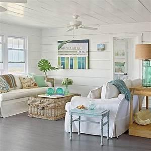 Style Bord De Mer Chic : style bord de mer chic pour un int rieur frais ensoleill et cocon ~ Dallasstarsshop.com Idées de Décoration