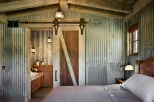 5 at home where corrugated iron looks great cool decoration ideas