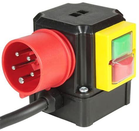 16a stecker mit schalter klinger born k900 vb st9 schalter stecker kombination mit bremse