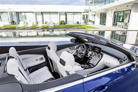 Mercedes C Klasse Cabrio 2016 by 2016 Mercedes C Class Cabriolet Revealed