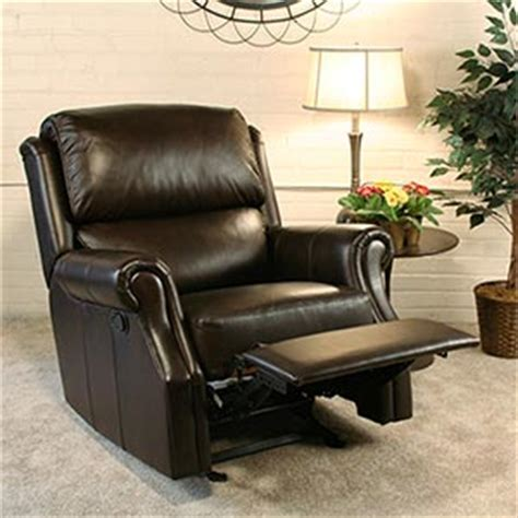 guest post who makes the max leather rocker recliner