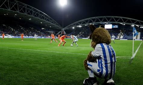 'Can see why the interest is there' - Huddersfield Town ...