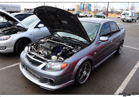 Mazda Protege Turbo'd By Bubzphoto On Deviantart