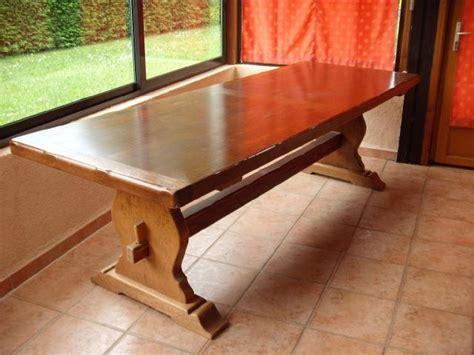 table de salle 224 manger ch 234 ne massif craponne 69290
