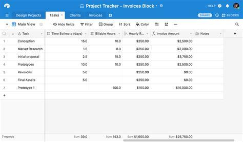 supercharge  client management  automatic invoice