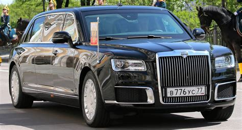 New Limo by Putin S New Limo Unveiled At His Inauguration Ceremony