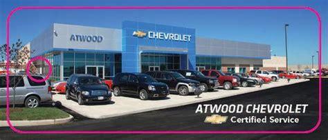 Atwood Chevrolet Vicksburg Car Dealership In Vicksburg, Ms
