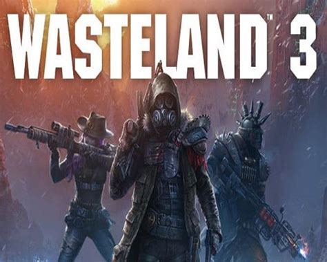 Wasteland 3 PC Game Free Download | FreeGamesDL