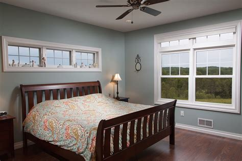 bedroom   tall ceiling   awning windows   bed bedroom design gorgeous bedrooms