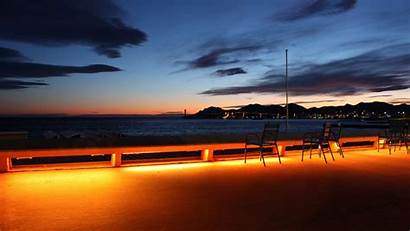 Cannes France Night Wallpapers Croisette Beach Backgrounds