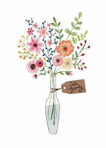 Greeting Cards - Get Well Cards - Felicity French Illustration