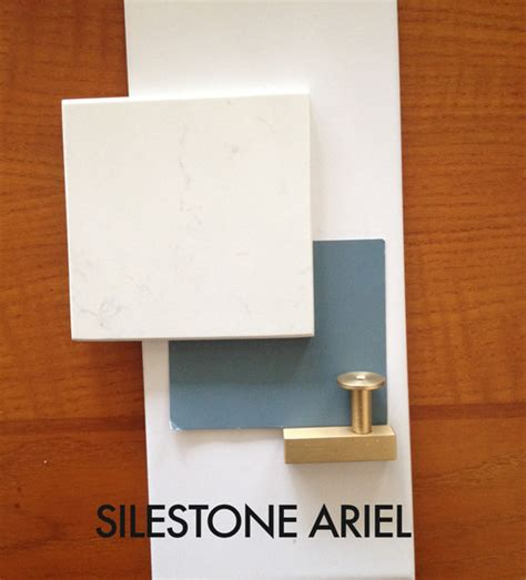 blue kitchen backsplash quartz countertops silestone ariel or lagoon