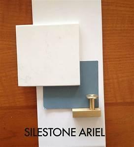 Quartz Countertops: Silestone Ariel or Lagoon?