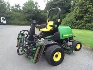 John Deere 3215 3215a 3215b Fairway Mower Service Manual