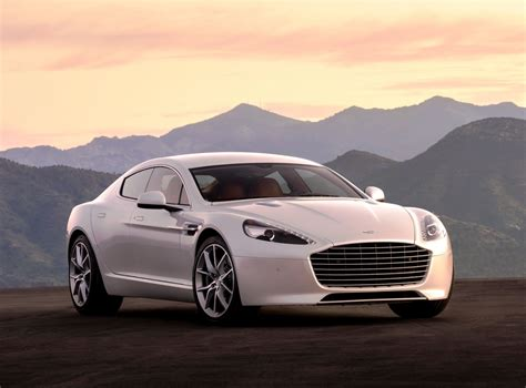2016 Aston Martin Rapide Launched At Rs 329 Crore In India