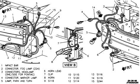 Pontiac Sunfire Horn Fuse Repair