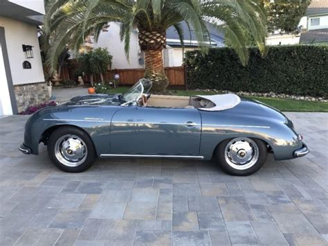 Porsche 356 Speedsters For Sale by 1957 Porsche 356 Speedster Vintage Speedsters Replica For