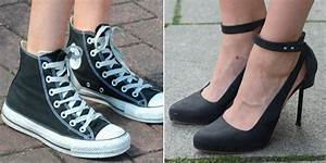 Which Shoes Are The Worst For Your Feet? (INFOGRAPHIC ...