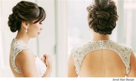 Bridal Updos & Wedding Updo Hairstyles