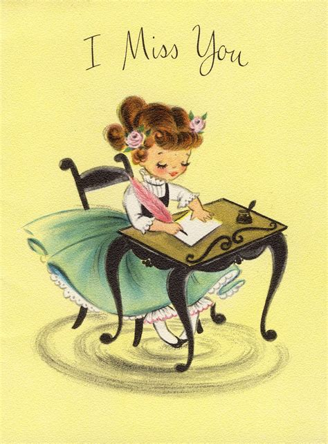 Greeting cards for kids,24 miss you cards with envelopes and stickers,funny pun thinking of you|encouragement cards for. miss-you-001.jpg 1,080×1,464 pixels | I miss you card, Miss you cards, Kitsch art