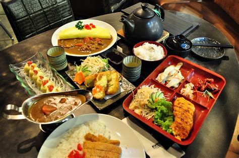 japanese cuisine different angle japanese cuisine
