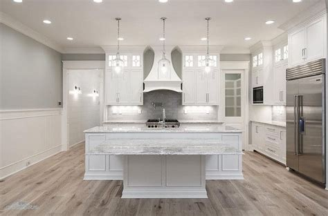 gray kitchen cabinets with hardwood floors 25 best ideas about hardwood floors on wood