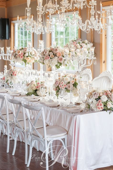 wedding table decor tables wedding decor toronto a clingen