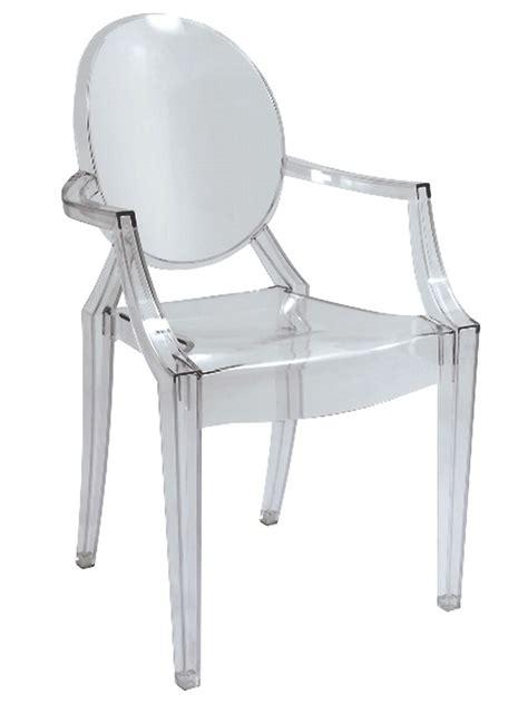 chaise polycarbonate pas cher chaise polycarbonate transparente