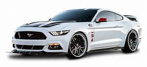 White Ford Mustang Apollo Car PNG Image - PurePNG | Free transparent CC0 PNG Image Library