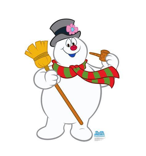 Life Size Frosty The Snowman Cardboard Standup Frosty