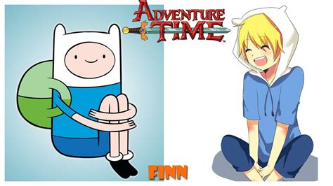 Adventure Time Characters As Anime