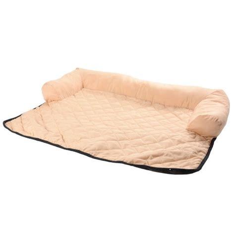 sofa pour canap 233 divano tapis et matelas pour chien wanimo