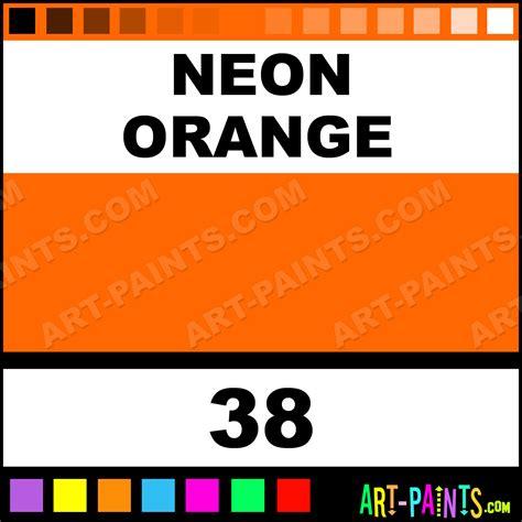orange color code neon orange wax colours encaustic wax beeswax paints 38