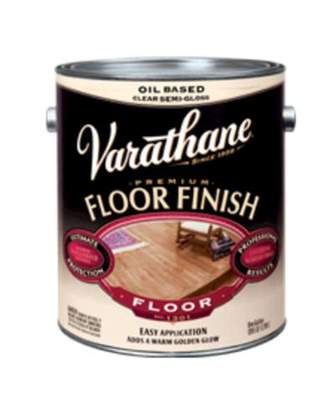 varathane floor finish based varathane 174 premium satin floor finish 1 gal at menards 174