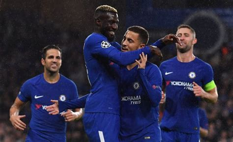 Predicted XI: How Chelsea will line up against Atletico ...