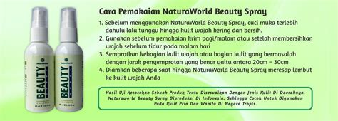 natura serum spray naturaworld beauty spray glutathione