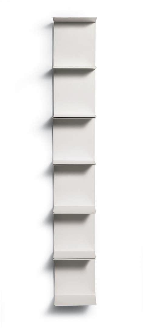 mensola in acciaio mensola modulare componibile in acciaio ghost