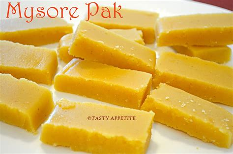 Sweet : Mysore Pak Recipe / Happy Mothers Day / Ghee Mysore Pak