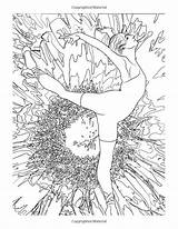 Kinkade sketch template