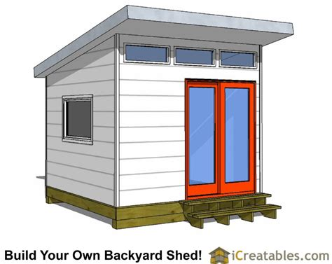 studio shed plans  office shed plans modern