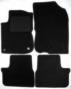 Tapis Sur Mesure : 4 tapis de sol sur mesure en velour noir pour peugeot 208 ebay ~ Medecine-chirurgie-esthetiques.com Avis de Voitures