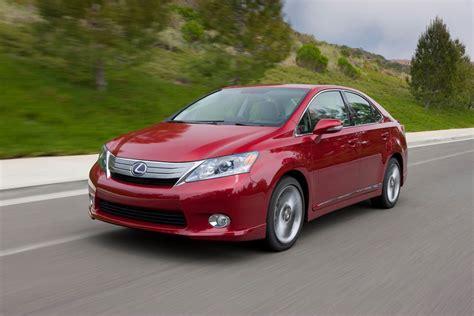 2012 Lexus Hs Hybrid Review, Specs, Pictures, Price & Mpg
