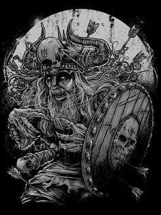 viking skull drawings Car Tuning - ForSearch Site | tattoos | Pinterest | Cars, Skull drawings