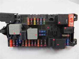 Mercedes Cl500 Fuse Diagram